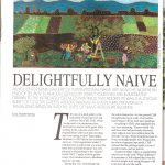 Delightfully Naive – My article about GINA Gallery for ESSENCE Magazine